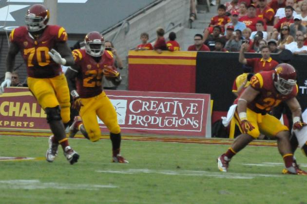 USC Football: Where Do Trojans Go If Aundrey Walker Struggles at Left Tackle?