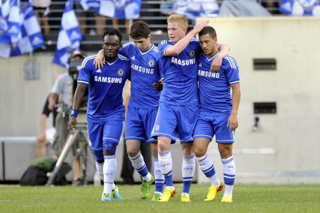 Chelsea vs. Milan: Score, Grades and Post-Match Reaction