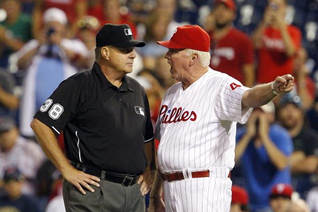 Can Philadelphia Phillies Salvage Charlie Manuel's Likely Last Season?