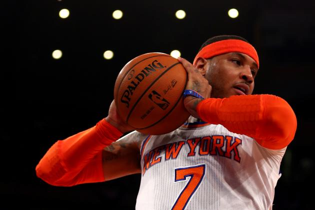 Knicks Rumors: Carmelo's Contract, Mo Williams and Latest Free-Agency Buzz