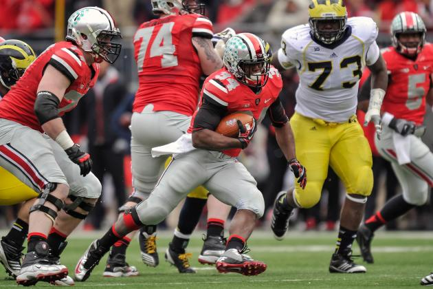 Michigan Football: Potential Impact of OSU, ND Suspensions on 2013 Schedule