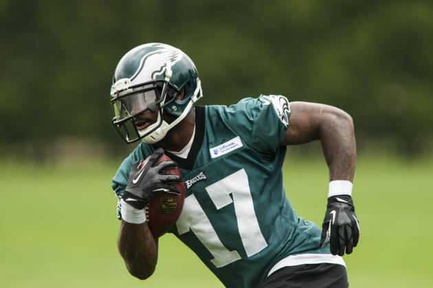 Benn Could Be in Receiver Mix