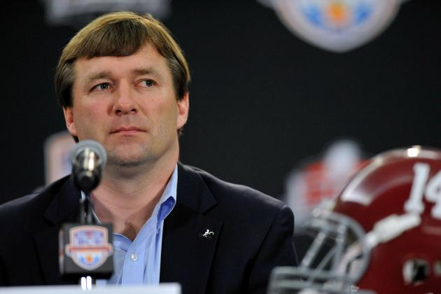 How Long Will Alabama Be Able to Keep Kirby Smart in Tuscaloosa