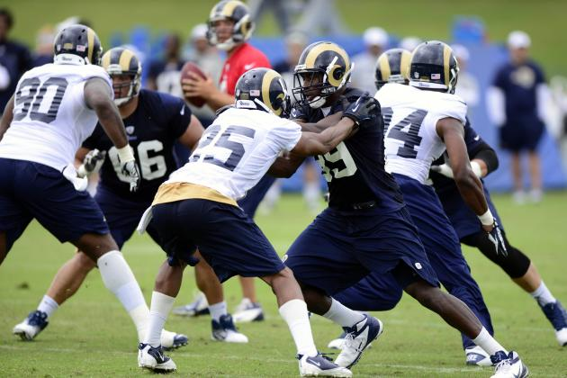 5 Things We've Learned from St. Louis Rams Training Camp so Far
