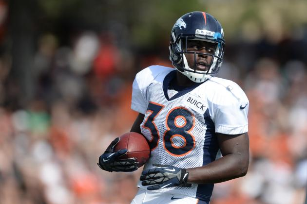 Fantasy Football 2013: Predicting Who the Top Rookie Performers Will Be