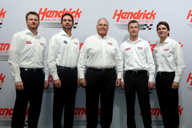 Kahne's Pocono Win Leaves Hendrick Looking Even More Formidable in Chase