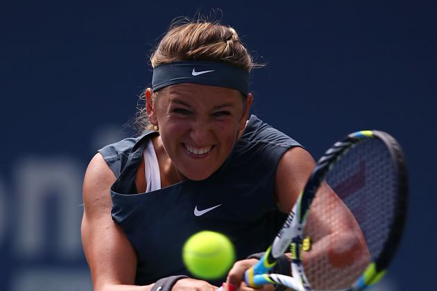Azarenka Withdraws from Rogers Cup
