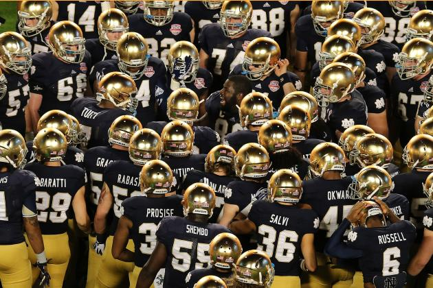 Notre Dame Football: What Irish Defense Must Focus on in Fall Camp
