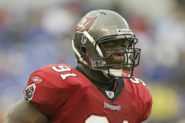 Ex-Buccaneers Nose Tackle Chartric Darby Arrested