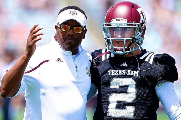 Kevin Sumlin Must Take Action and Limit Johnny Manziel's Off-Field Antics