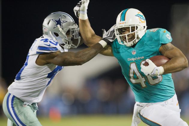 Dolphins Rally Comes Up Short Against Cowboys