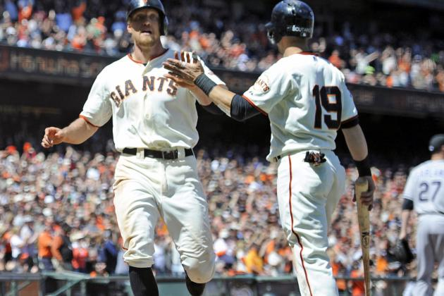 Bochy Will Choose Either Pence or Scutaro to Lead Off