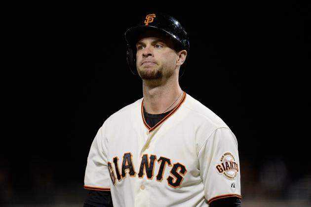 San Francisco Giants: How Should the Giants Handle the First Base Conundrum?