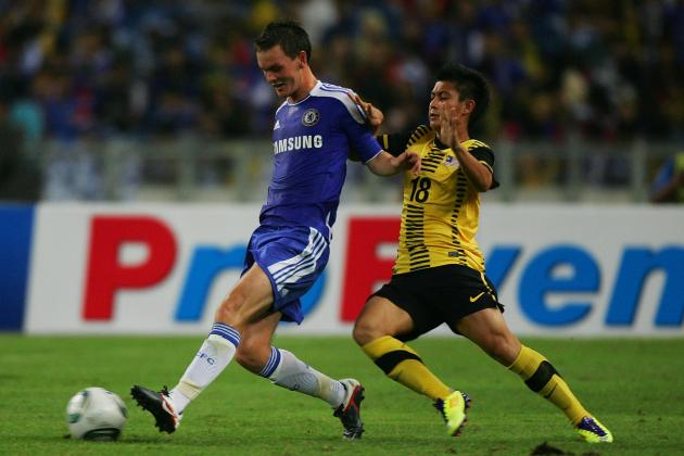 Chelsea FC: Will Josh McEachran Ever Make the Grade at Stamford Bridge?