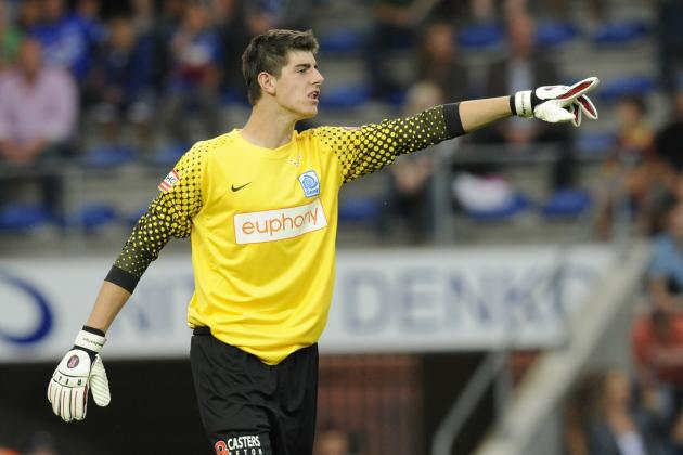 Chelsea FC: Can Thibaut Courtois One Day Replace Petr Cech?