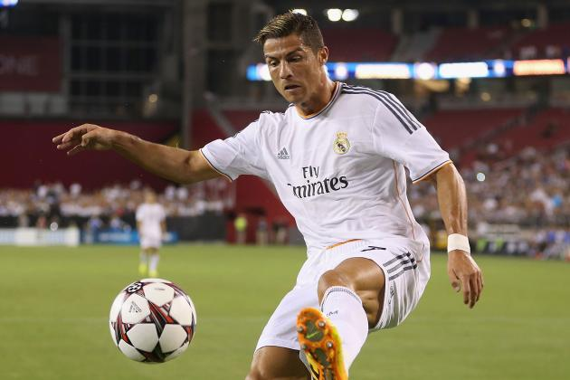 Real Madrid: Should the Priority Be Keeping Cristiano Ronaldo, Not Signing Bale?