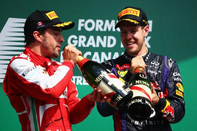 Why Winning the Title for Ferrari Should Be Fernando Alonso's Main Priority