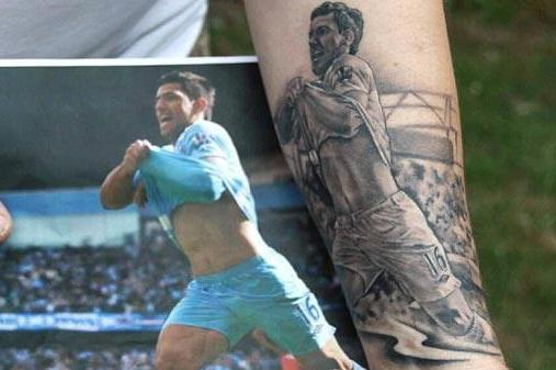 Sergio Aguero likes it... what about you?