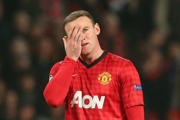 Chelsea Transfer News: Rooney's Reported Plan to Quit Manchester Is Encouraging