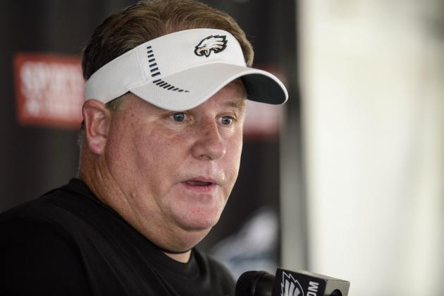Chip Kelly at the Center of Everything