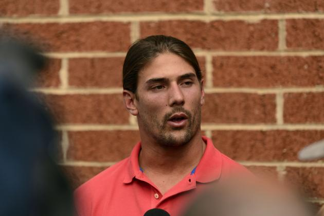 Riley Cooper of Philadelphia Eagles Embarrassing Example of NFL Double Standard