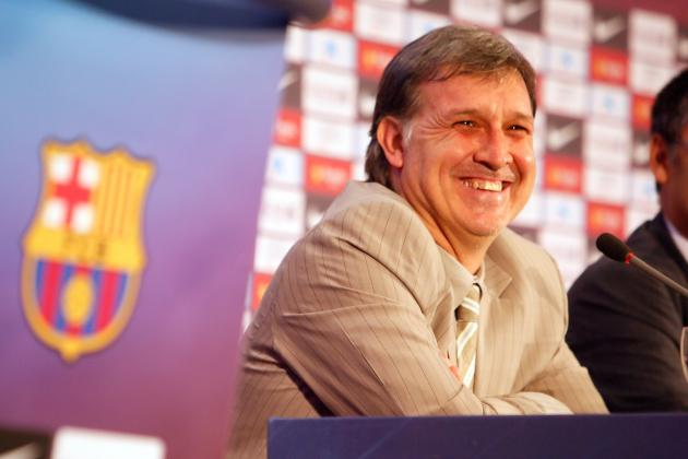 Battle of the Bosses: Why Tata Martino vs. Ancelotti Will Be Dignified but Dull