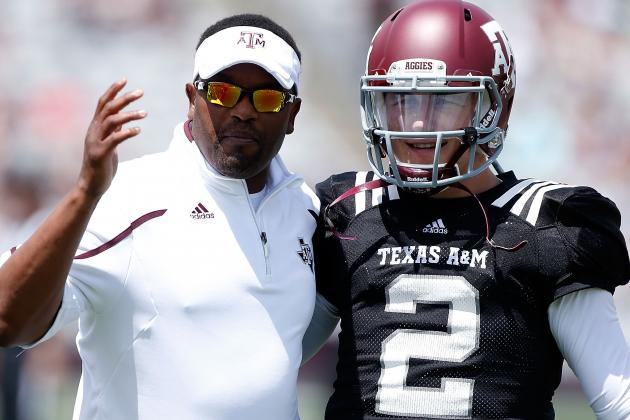 Should Texas A&M Begin Preparing for Life Without Johnny Manziel in 2013?