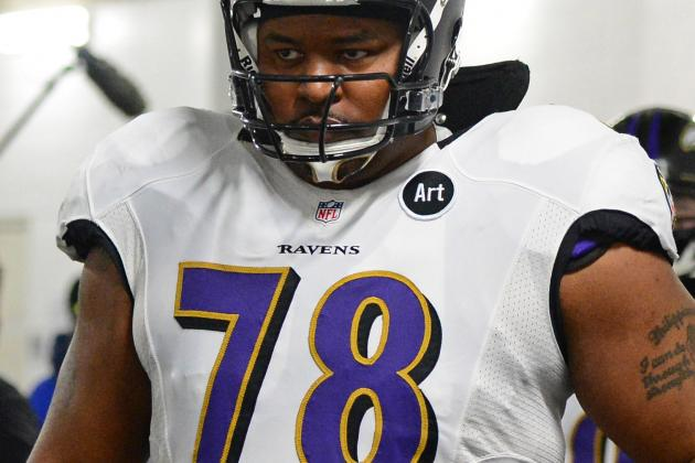 Bryant McKinnie: 'I'm Not Fat or Sloppy'