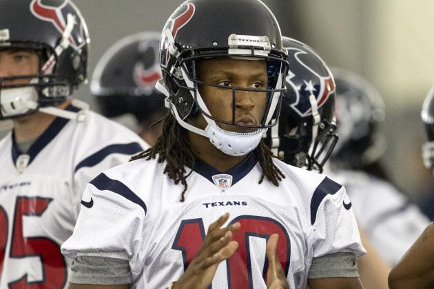 DeAndre Hopkins' Daily Dose of Magical Catches Making Believers