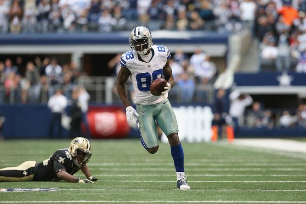 2013 Fantasy Football Wide Receiver Rankings by Tier: The Elite