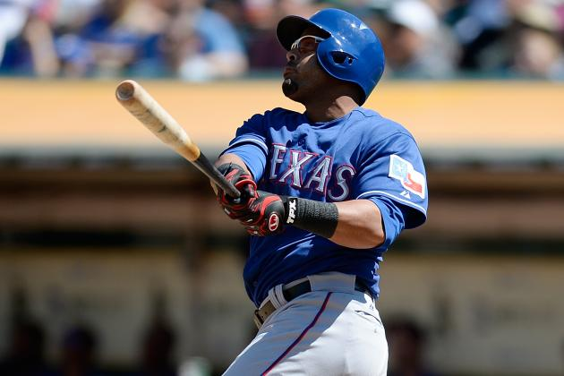 Report: Nelson Cruz Expected to Accept 50-Game Suspension for Biogenesis Case