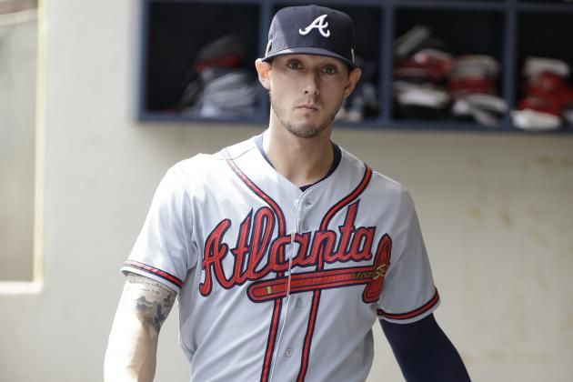 Atlanta Braves' Jordan Schafer Hitless in Second Minor League Rehab Game