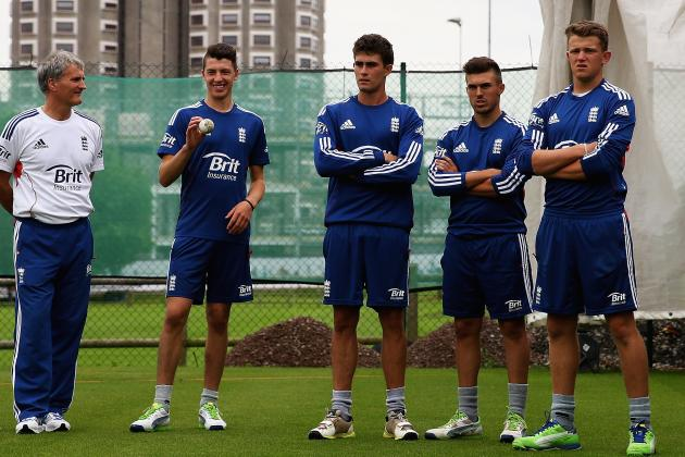 England vs. Pakistan U-19 Cricket 2013: Budding Youngsters to Watch