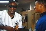 Amazing Video: Jordan Asks Griffey for an Autograph