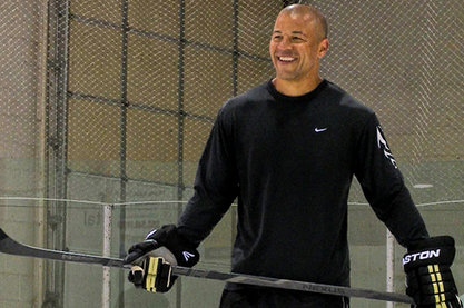 Jarome Iginla Hopes to Be a Bruin Past 2013-14