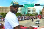 LeBron Takes to Facebook to Vent About Being in Spotlight