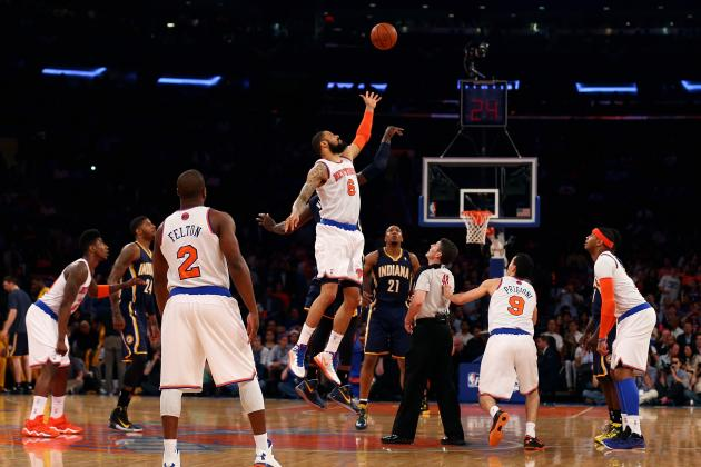 How Each New Acquisition Will Fit into NY Knicks' 2013-14 Rotation