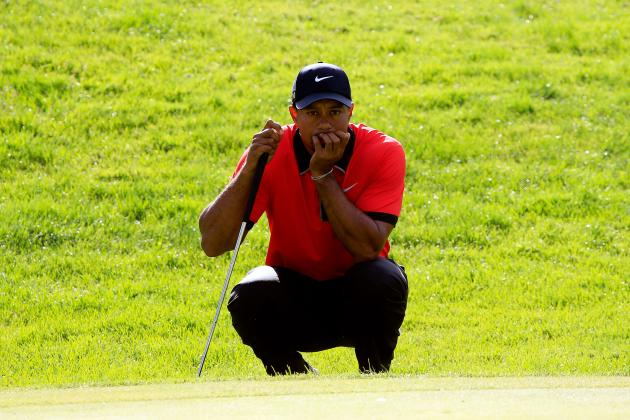 Tiger Woods, Rory McIlroy and Top Contenders to Watch at PGA Championship 2013