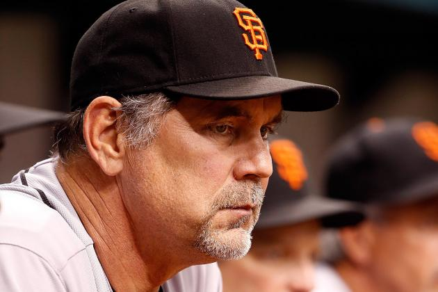 Giants Notes: Bochy Postulates That WBC Affected Vogelsong