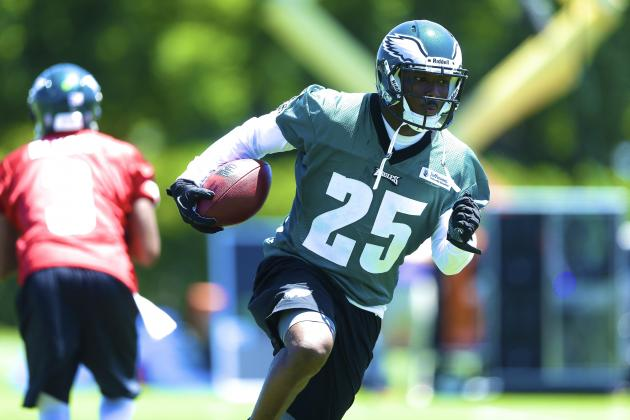 Fantasy Football Draft 2013: Expect Big Things from Post-Concussion LeSean McCoy