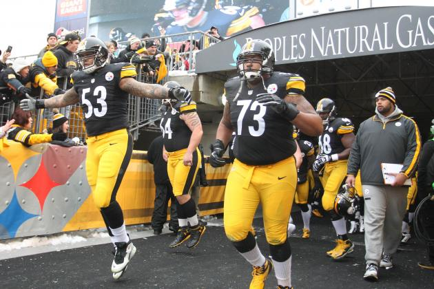 Steelers Guard Foster's Fortitude Finally Pays off