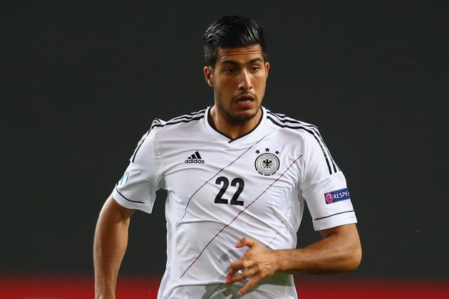 Emre Can to Leverkusen: Bayern Midfielder's Transfer Is a Win-Win for All
