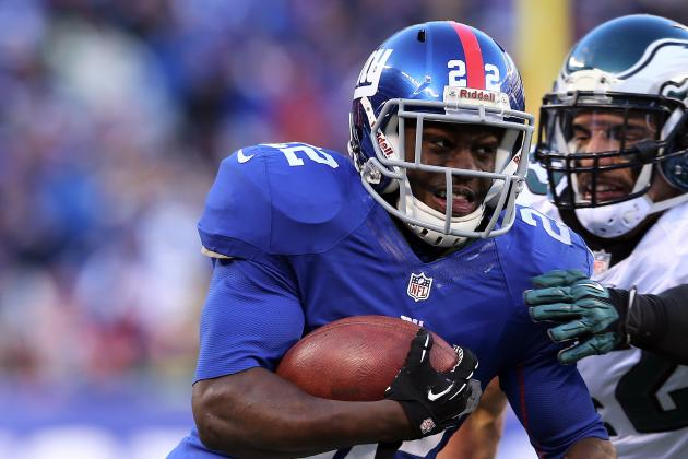 David Wilson Not Fixated on Starter Title