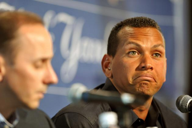 Were the Yankees Rooting for Alex Rodriguez to Be Suspended from Baseball?