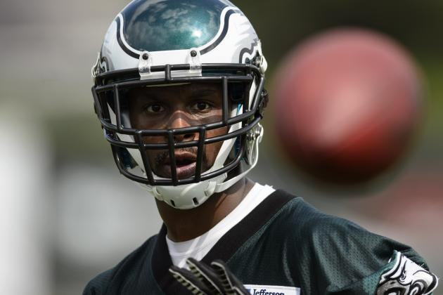 Rookie WR Shepard 'Dominating' Eagles Camp