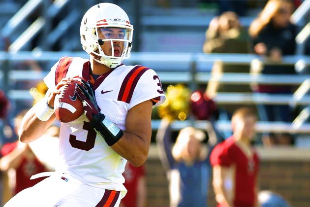 Virginia Tech Football: How Logan Thomas Can Take Next Step in 2013