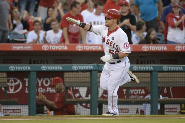 Does Kole Calhoun Make Peter Bourjos Angels #1 Trade Chip?