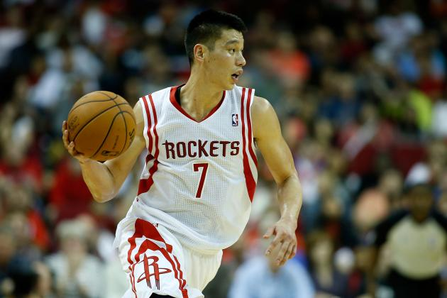 Jeremy Lin Must Play at All-Star Level for Houston Rockets to Contend for Title