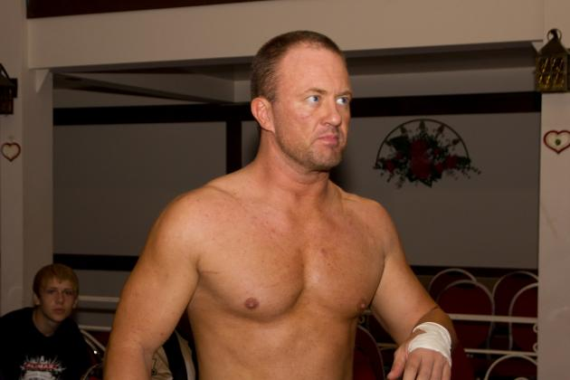 BJ Whitmer's Injury Proves the Piledriver Is Wrestling's Most Dangerous Move