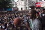 Kobe Draws MASSIVE Crowd in China